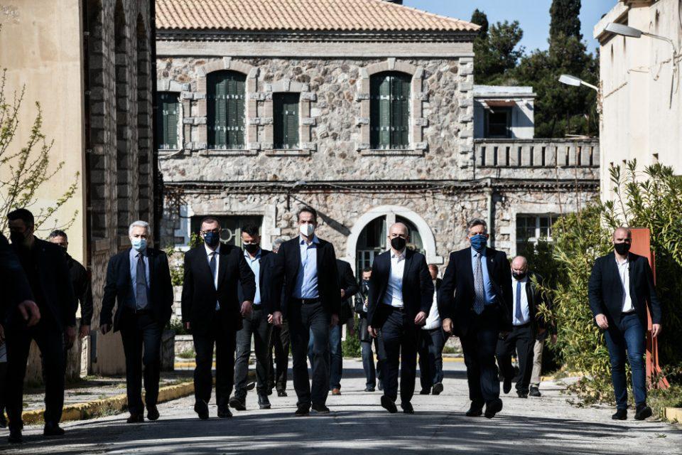 Μητσοτάκης: Μεταστέγαση 9 υπουργείων έως το 2026 στην ΠΥΡΚΑΛ