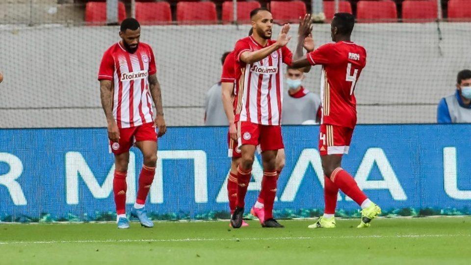 Ο Ελ Αραμπί έδωσε τη νίκη-πρόκριση στον Ολυμπιακό - 3-1 τον ΠΑΣ Γιάννινα