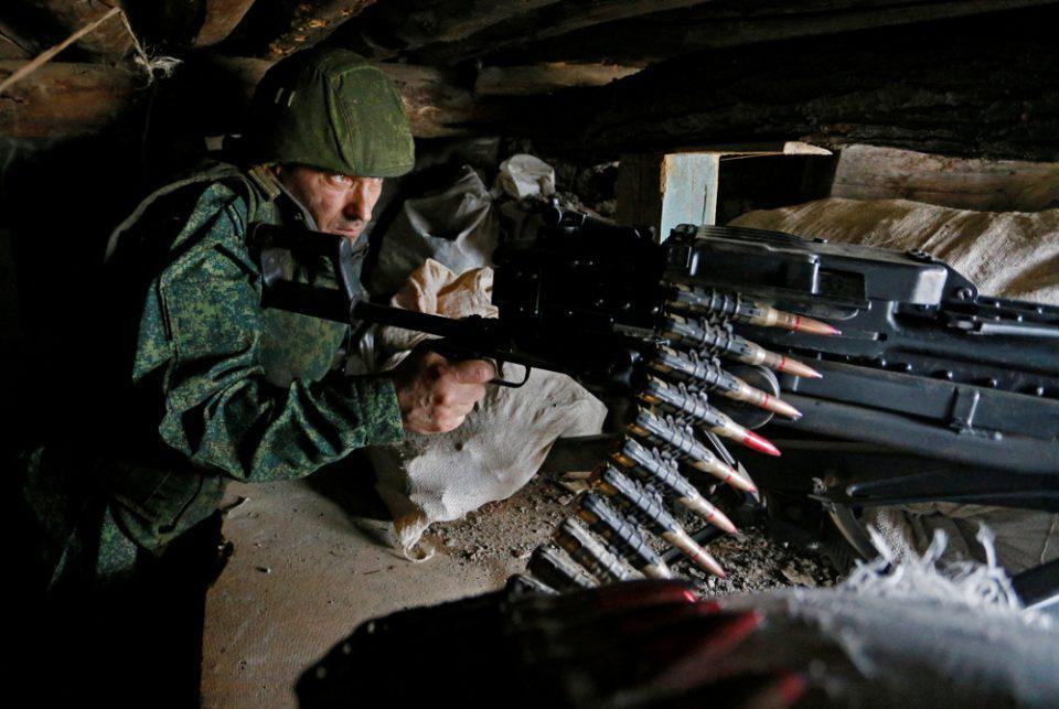 Με το δάχτυλο στη σκανδάλη για την Ουκρανία, ΗΠΑ και Ρωσία