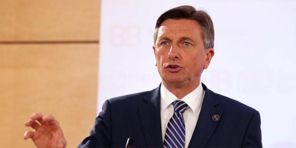«Φωτιά» βάζει το non paper για αλλαγή συνόρων στα Βαλκάνια - Εξηγήσεις ζητά ο πρόεδρος της Σλοβενίας