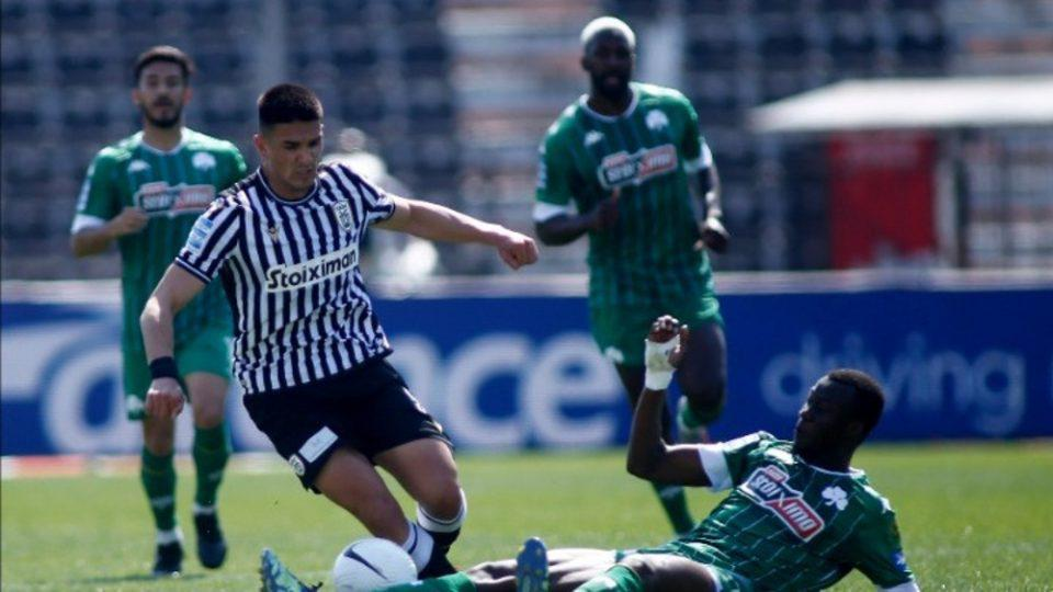 ΠΑΟΚ-Παναθηναϊκός 0-0 στην Τούμπα - Χαμόγελα για τους Θεσσαλονικείς