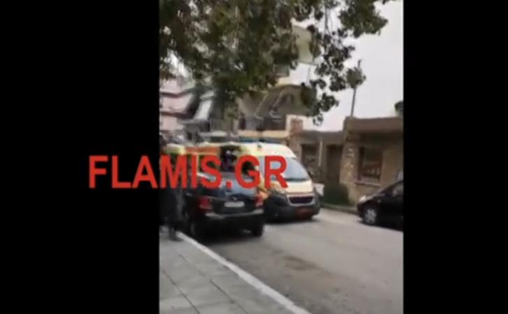 Πανικός στην Πάτρα από έκρηξη σε διαμέρισμα από φιάλη υγραερίου