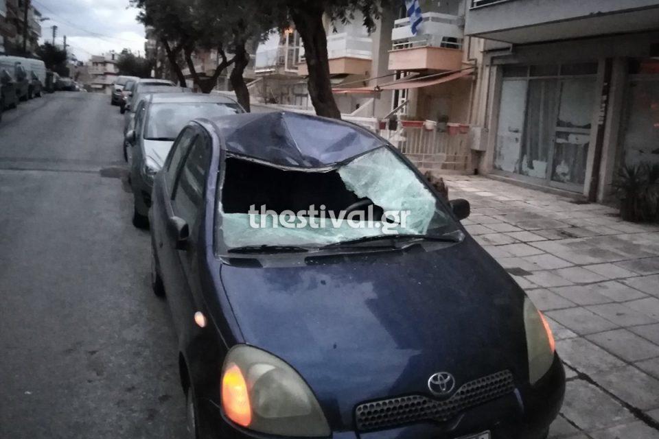 Θεσσαλονίκη: Νεαρός έπεσε από ταράτσα πολυκατοικίας
