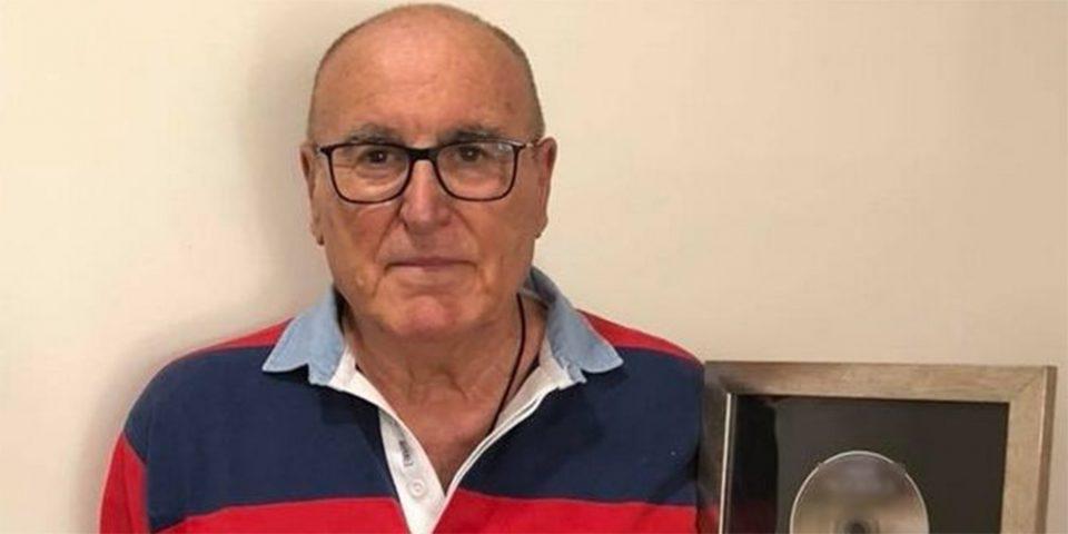 Πέθανε ο στιχουργός μεγάλων λαϊκών επιτυχιών, Σπύρος Γιατράς