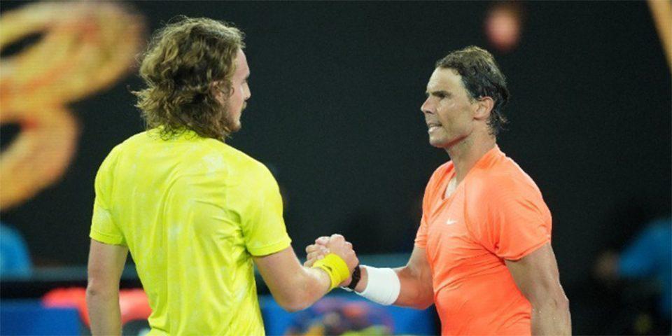 Τένις: Τσιτσιπάς vs Ναδάλ στον τελικό της Βαρκελώνης