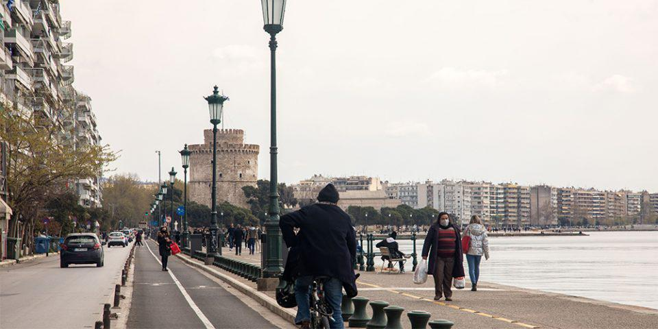 Θεσσαλονίκη λύματα