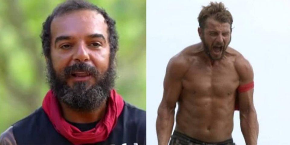 Survivor 4: Όταν το Τριαντάφυλλος έκραζε δημόσια τον Ντάνο