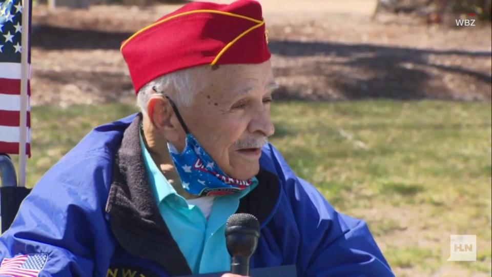 95χρονος