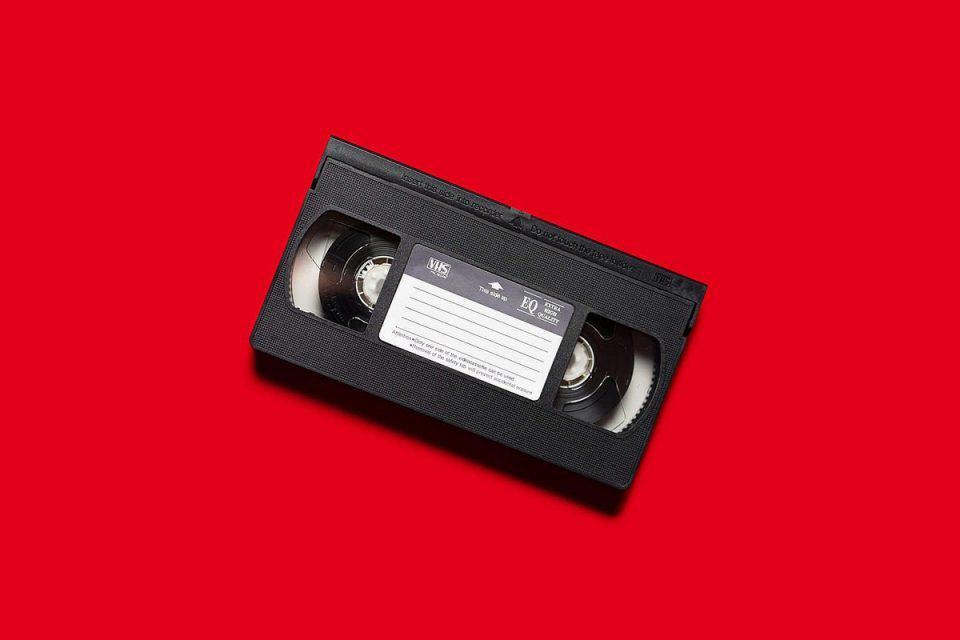 βιντεοκασέτα