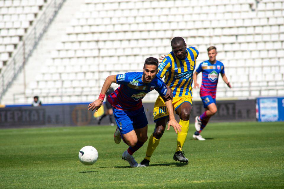 Super League - Play Out: Ο Βόλος 3-1 τον Παναιτωλικό που κάνει πιο δύσκολη τη σωτηρία του