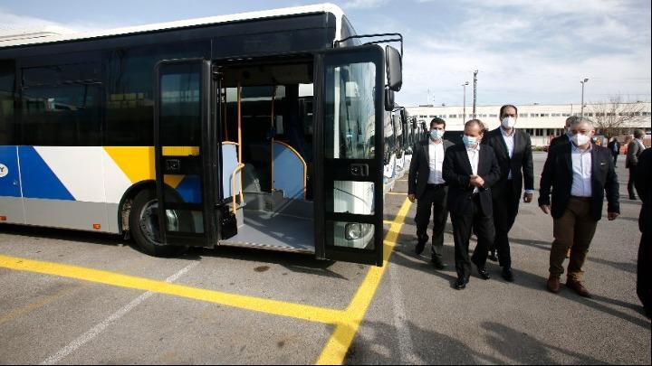40 λεωφορεία με leasing