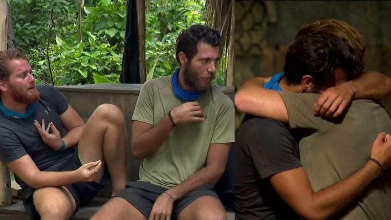 Survivor: Ούτε Τζέιμς, ούτε Μπάρτζης! Αυτή η αποχώρηση είναι ηχηρή