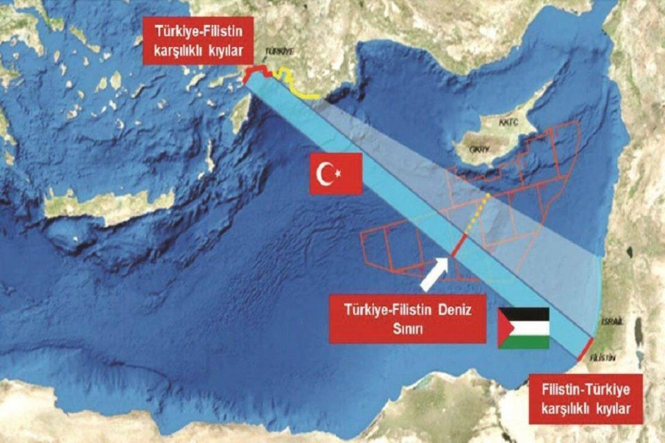 Yeni Safak: Συμμαχία Τουρκίας-Χαμάς βάζει «φωτιά» στη Μεσόγειο - Σχεδιάζει «μοντέλο Λιβύης στην Παλαιστίνη»