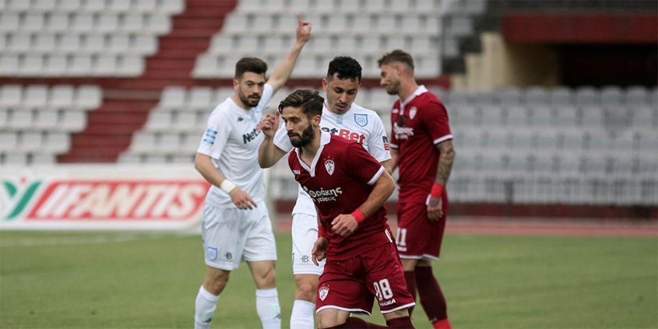 Με νίκη είπε «αντίο» στη Super League η ΑΕΛ, 2-0 τον ΠΑΣ Γιάννινα