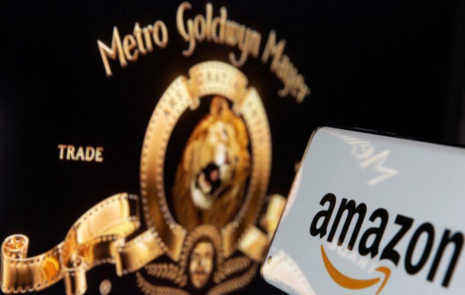 Η Amazon εξαγοράζει την MGM έναντι 8,45 δισ. δολαρίων