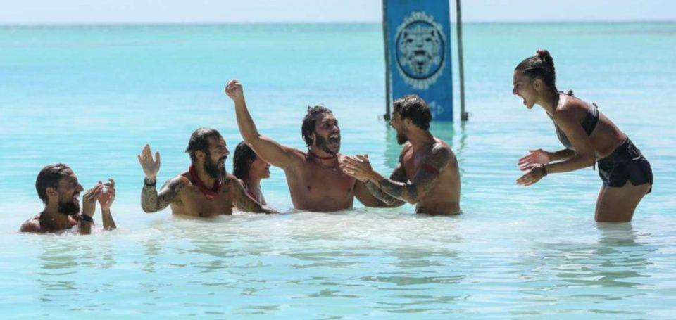 Survivor 4: Μπόγδανος και Ασημακόπουλος έμειναν ολόγυμνοι [βίντεο]