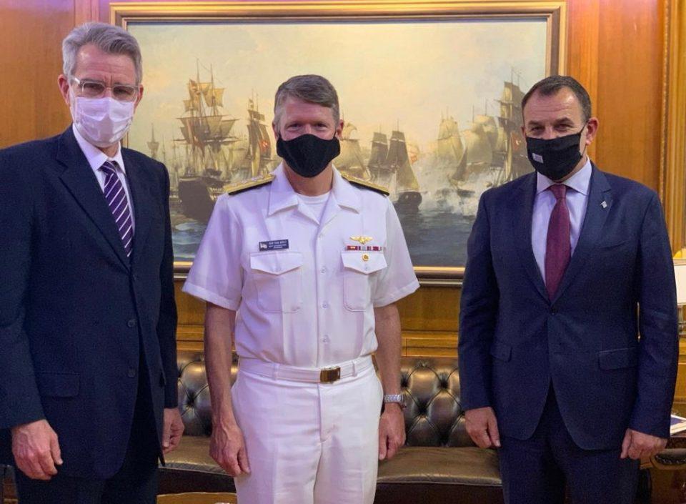 Ελληνικές φρεγάτες: Τετ-α-τετ ΥΕΘΑ με Πάιατ και U.S Navy – Αυτή είναι η πρόταση της Ουάσιγκτον