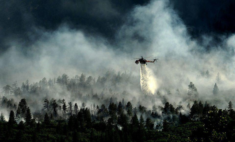 Αυτά είναι τα εναέρια «όπλα» της Ελλάδα στην μάχη με τις φωτιές