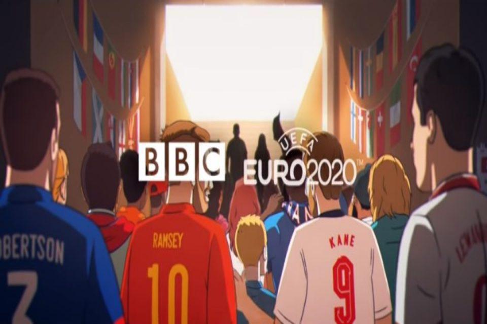 Euro: Επικό trailer του ΒΒC με τους παίκτες... καρτούν