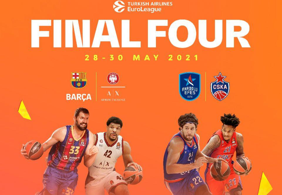 Euroleague: Ξεκινάει το Final 4 της Κολωνίας - Ώρα ημιτελικών με ελληνικό χρώμα