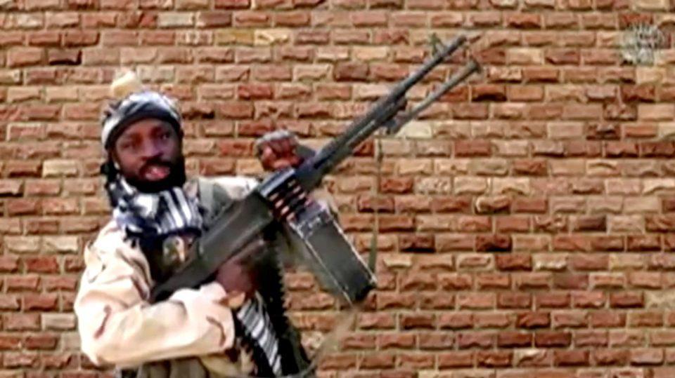 Νεκρός ο ηγέτης της Μπόκο Χαράμ - Ανατίναξε το γιλέκο αυτοκτονίας