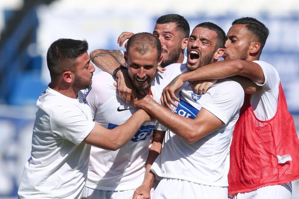 Super League 2: Στην Super League ο Ιωνικός – Στα μπαράζ η Ξάνθη, δεν ανέβηκε ο Λεβαδειακός