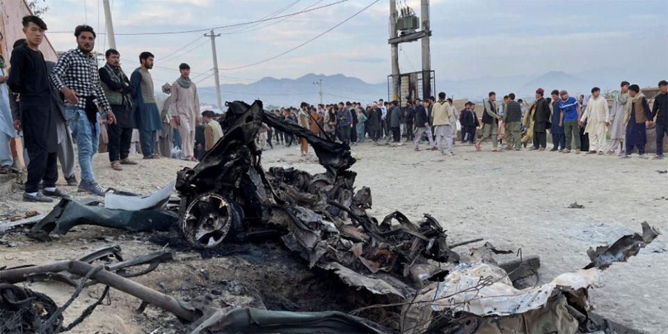 Αφγανιστάν: Βομβιστικές επιθέσεις κοντά σε σχολείο στην Καμπούλ