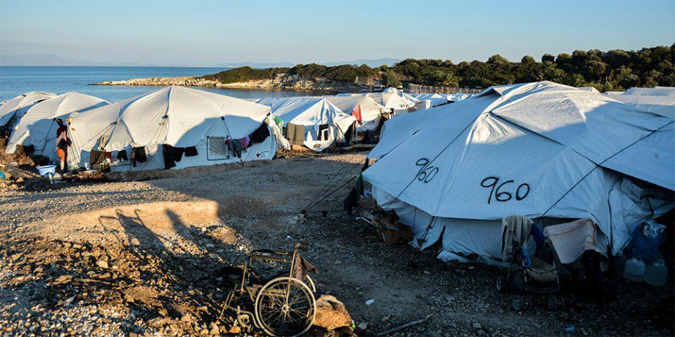 Μυτιλήνη: Έκλεισε το ΚΥΤ του Καρά Τεπέ