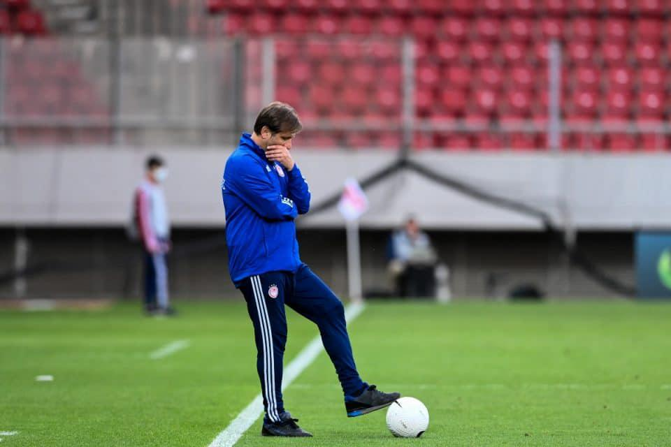 Τελικός Κυπέλλου 2021: Αισιόδοξος ο Μάρτινς – «Θα είναι μαζί μας ο Σωκράτης»