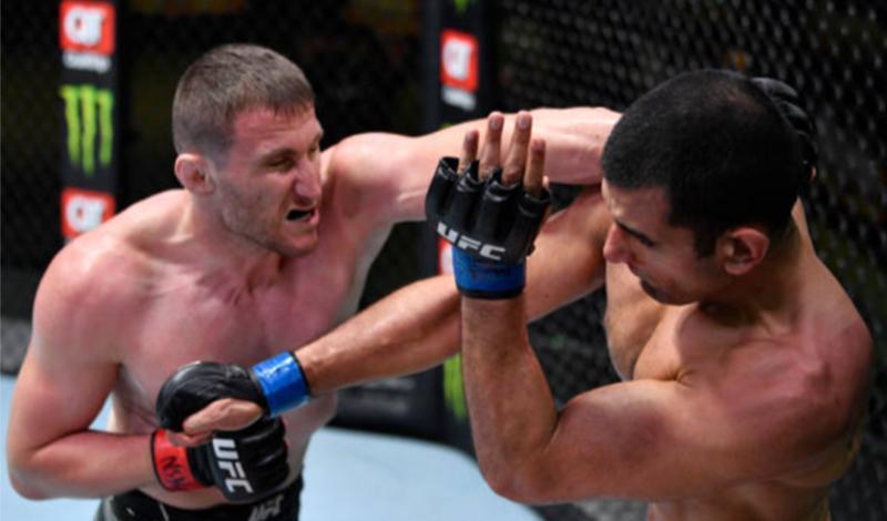 O Μιχαηλίδης έγραψε ιστορία στο UFC - Έφερε την πρώτη ελληνική νίκη