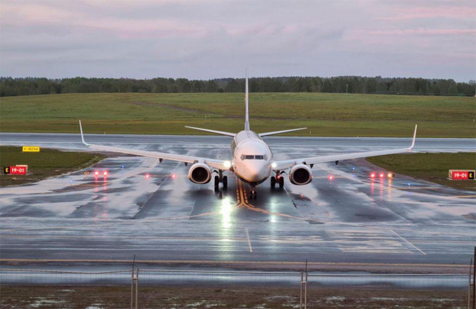 Ελλάδα: Απαγόρευση πτήσεων αεροπορικών εταιρειών της Λευκορωσίας