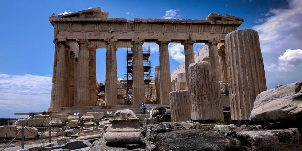 Σε αρχαιολογικούς χώρους η τοπική γαστρονομία
