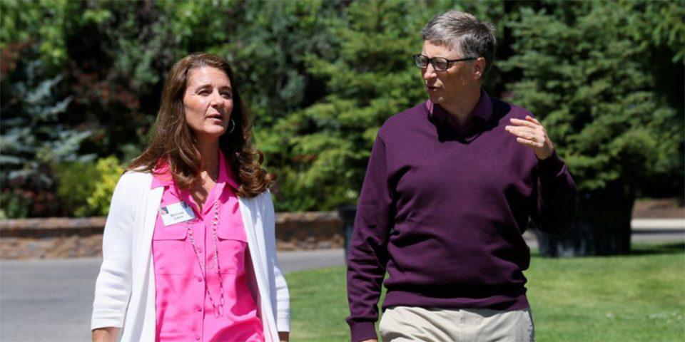 Χωρίζουν ο Μπιλ και η Μελίντα Γκέιτς μετά από 27 χρόνια γάμου