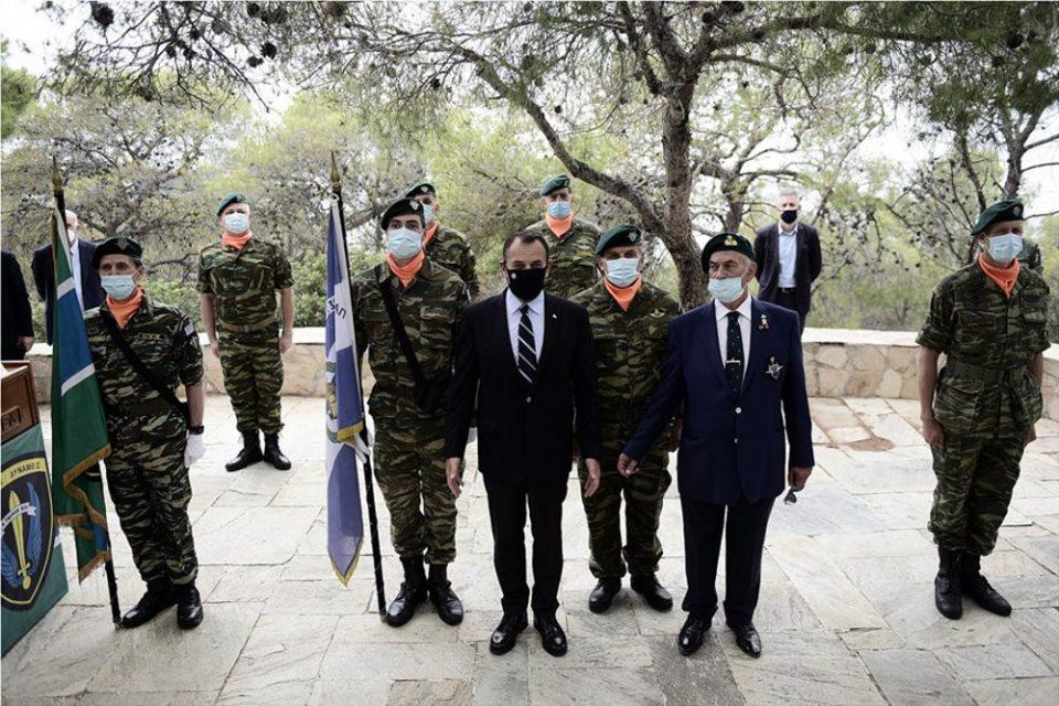 Παναγιωτόπουλος: Πυλώνας σταθερότητας η Ελλάδα σε μια περιοχή που κυριαρχείται από ρευστότητα