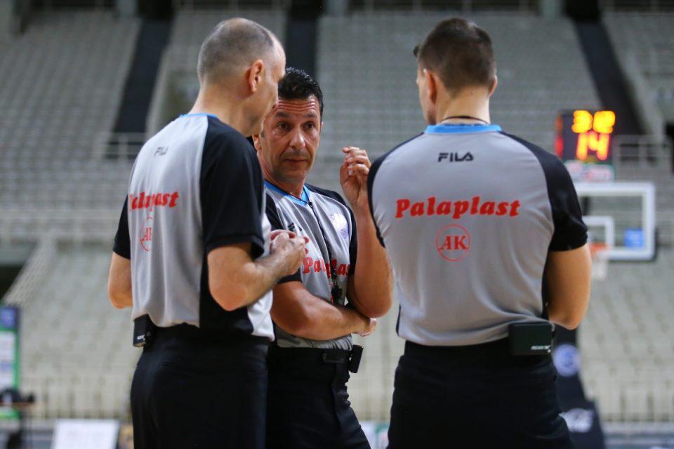 Basket League: Παναθηναϊκός vs ΑΕΚ - Τιμωρία για Παναγιώτου και Καρακατσούνη