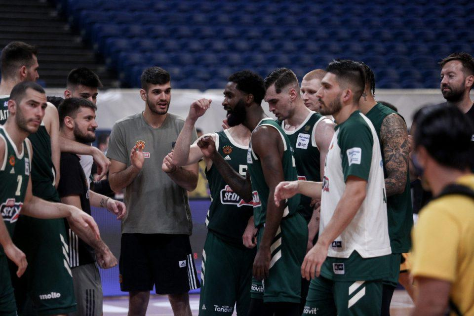 Λαύριο – Παναθηναϊκός: Πράσινο το πρωτάθλημα -μΚατέκτησε τον 40o τίτλο του την ημέρα που «έφυγε» ο Παύλος