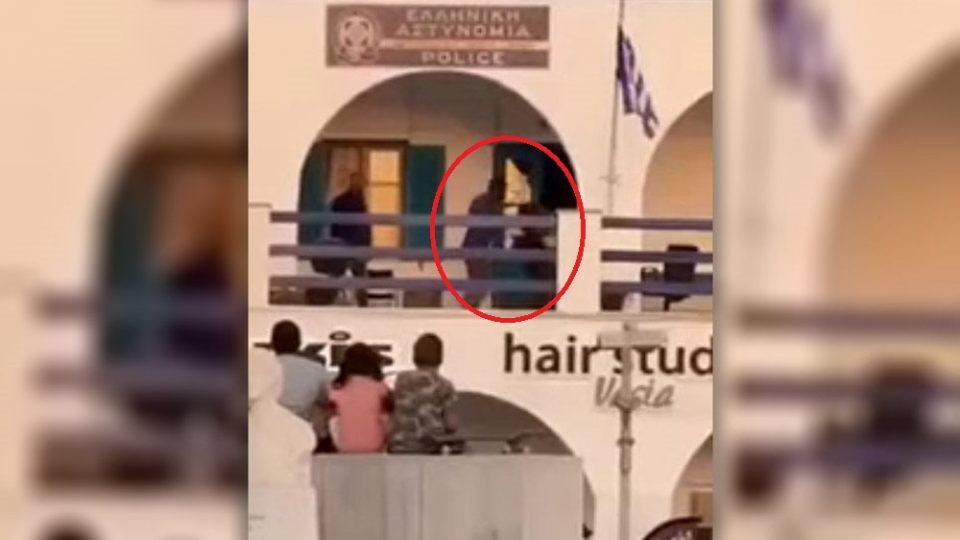 Πάρος: Ρομά ξυλοκόπησαν αστυνομικούς μέσα στο τμήμα [βίντεο]