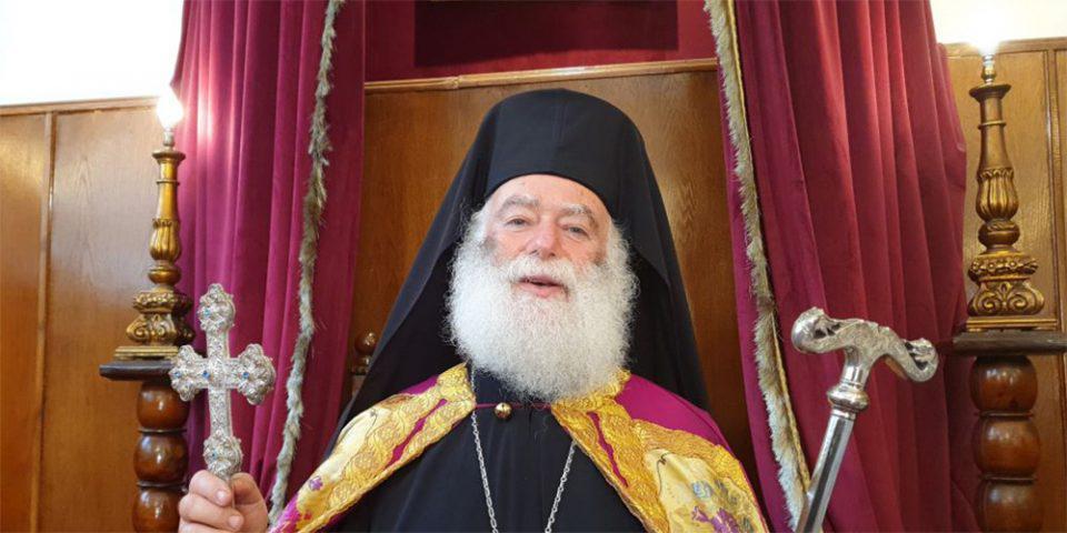 Το πασχαλινό μήνυμα του Πατριάρχη Αλεξανδρείας: Η χαρά της Αναστάσεως να διώξει όλα τα σύννεφα της πανδημίας