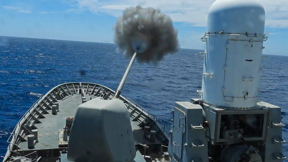 Πολεμικό Ναυτικό: Σάρωσαν το Αιγαίο και έστειλαν μήνυμα στην Τουρκία – Δείτε εντυπωσιακά πλάνα από την άσκηση [βίντεο]