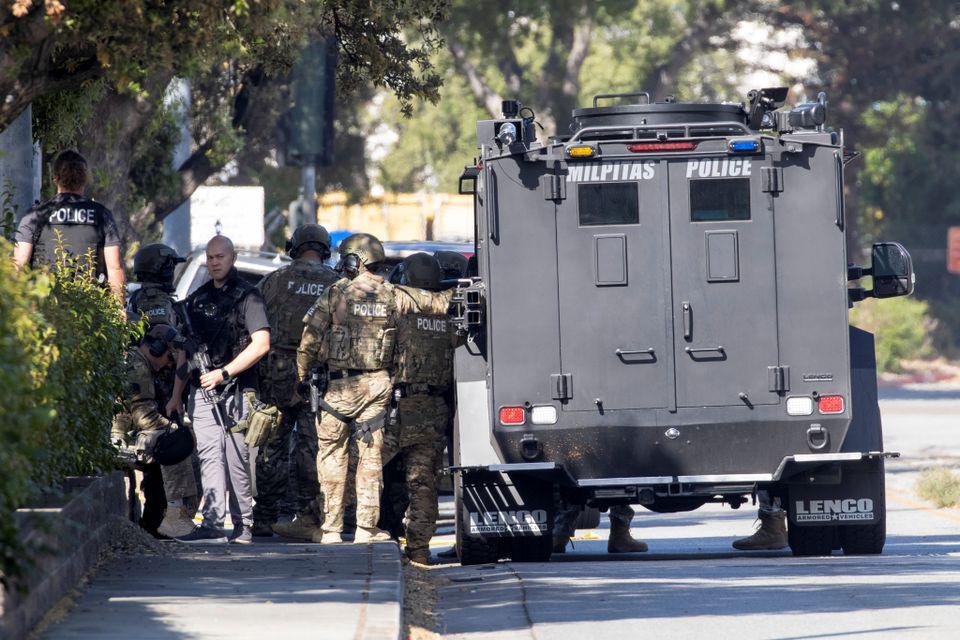 Μακελειό στην Καλιφόρνια: Τουλάχιστον 8 νεκροί από την αιματηρή επίθεση του ενόπλου στο Σαν Χοσέ