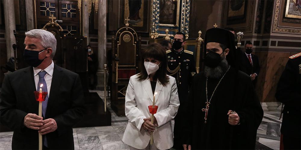 Σακελλαροπούλου: Η φετινή Ανάσταση να σημάνει το τέλος της πανδημίας