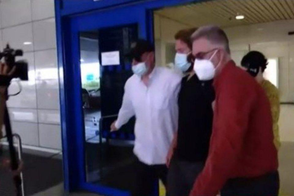 Survivor 4: Χαμός στο αεροδρόμιο για την επιστροφή του Τζέιμς Καφετζή