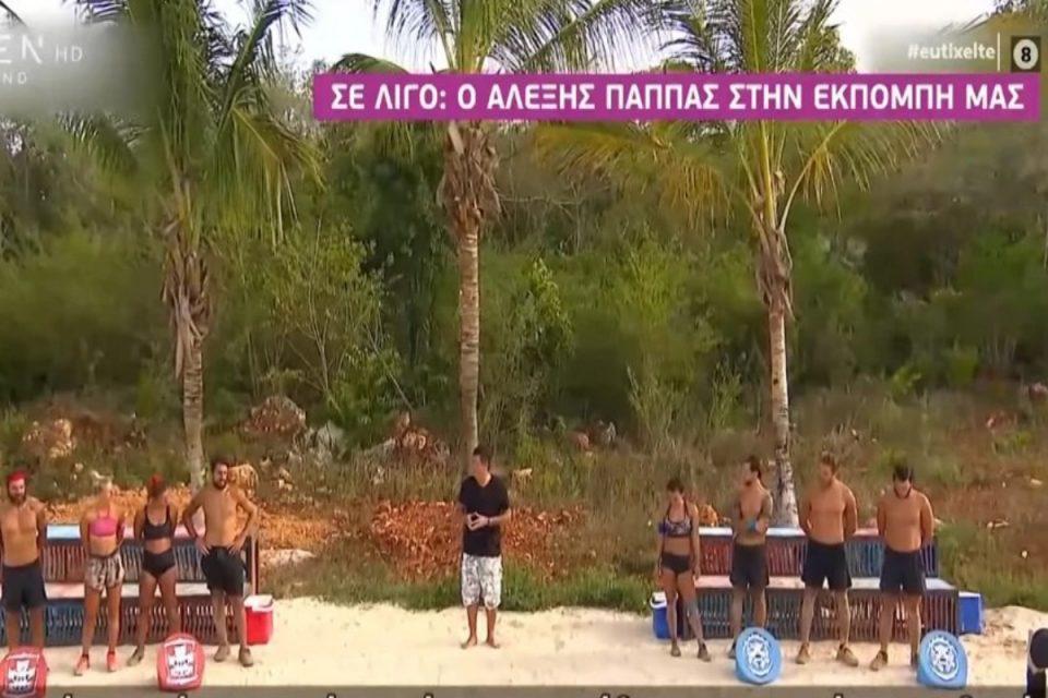 Survivor: Οι παίκτες έπιασαν τον Ατζούν Ιλιτζαλί για να τιμωρηθεί ο Τριαντάφυλλος – Τι δεν έδειξαν οι κάμερες [βίντεο]