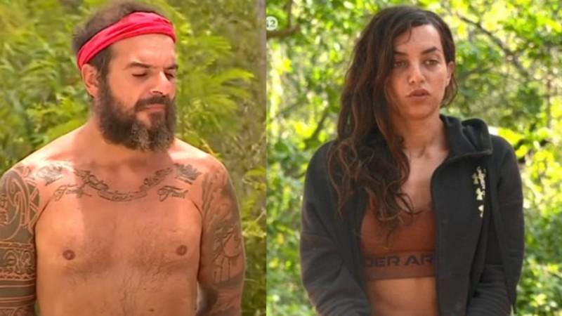 Survivor 4: Τσακώθηκαν άσχημα πίσω από τις κάμερες Καρολίνα - Τριαντάφυλλος