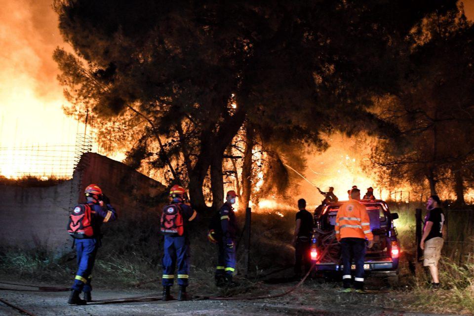 Πολιτική Προστασία: Υψηλός κίνδυνος πυρκαγιάς και το Σάββατο – Οι περιοχές που βρίσκονται «στο κόκκινο»