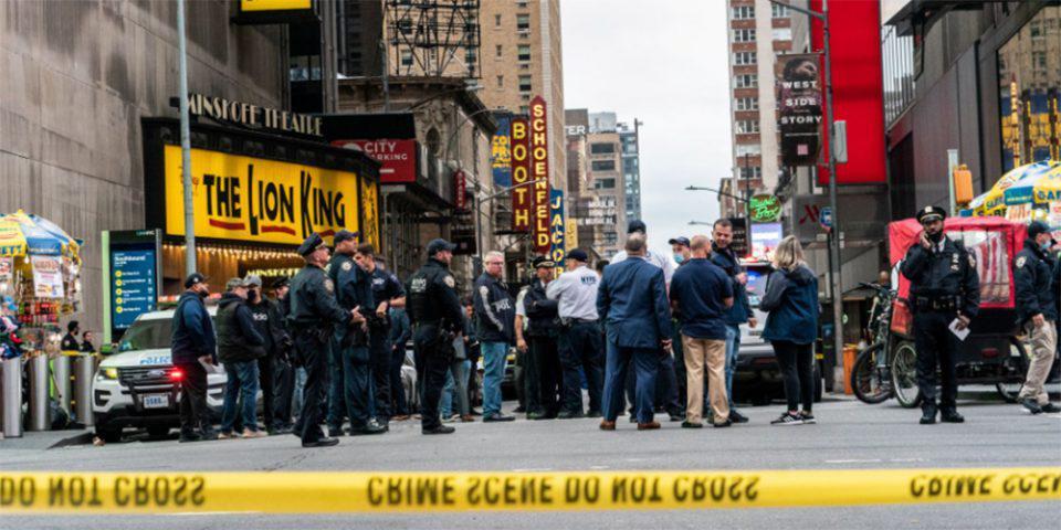 Πυροβολισμοί στη Νέα Υόρκη: Τραυματίστηκαν δύο γυναίκες και ένα παιδί