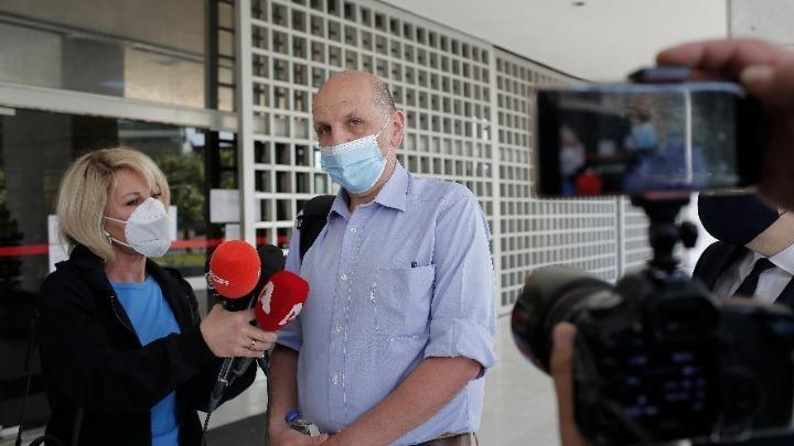 Μήνυση για συκοφαντική δυσφήμιση και αγωγή κατά του Παπαγγελόπουλου κατέθεσε ο Μιωνής