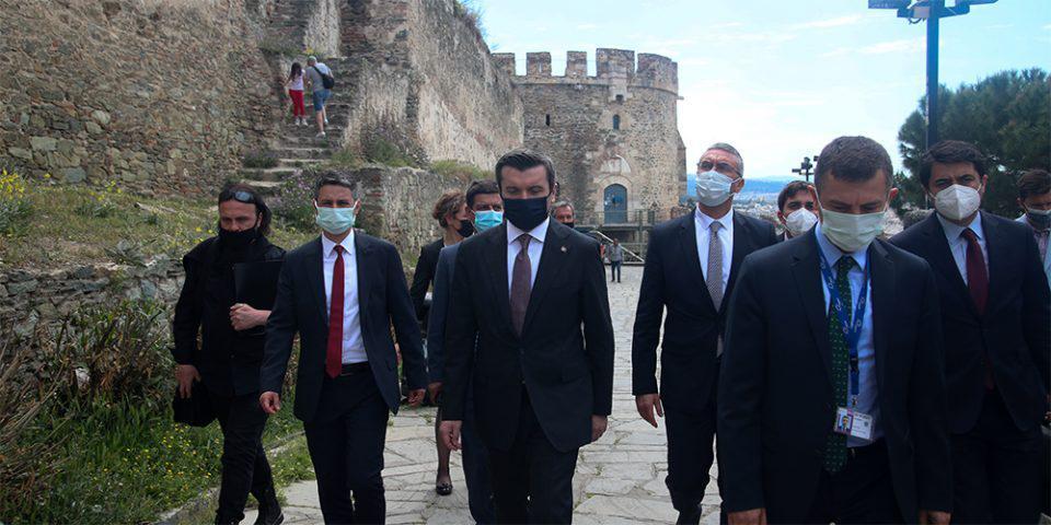 Θράκη: Προκλήσεις και απειλές από τον Κιράν - Το χαβά του για «τουρκική μειονότητα»