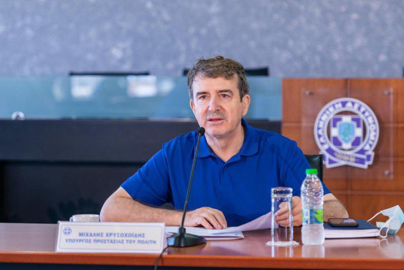Χρυσοχοΐδης: Ασφαλής προορισμός η χώρα μας