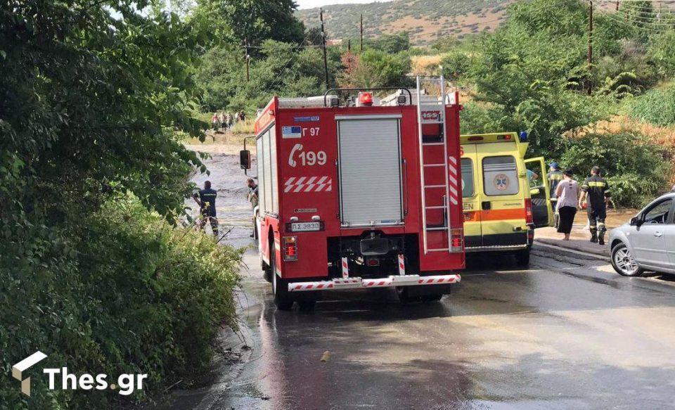 Κακοκαιρία: Νεκρός άνδρας μετά από νεροποντή στην Θεσσαλονίκη